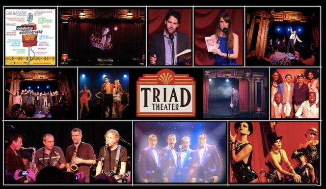 PLAY: Triad Theater (NYC)