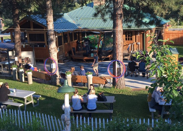 PLAY: The Methow Valley Ciderhouse (WA) Fall