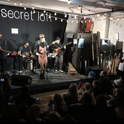 PLAY: Secret Loft - Poetry/Readings/Spoken Word (Winter)