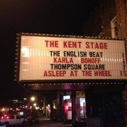 PLAY: The Kent Stage (OH) (Winter)