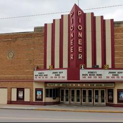 The Pioneer Theater (NE) Winter