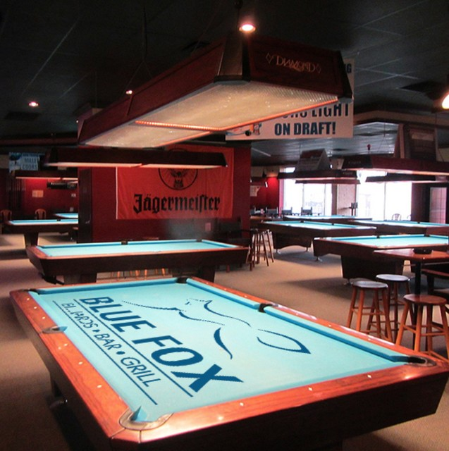 PLAY: Blue Fox Billiards (VA)