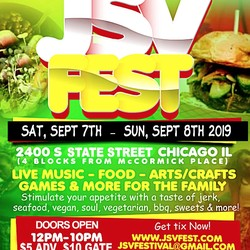 FEST: Jerk, Seafood, And Vegan Festival (IL)