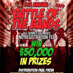 CONTEST: Battle of the Bands (CA)