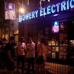 PLAY: Bowery Electric Map Room - NYC (Winter/Spring)