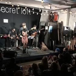 PLAY: Secret Loft - Poetry/Readings/Spoken Word (Winter/Spring)