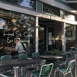 PLAY: First St. Cafe - CA (Winter/Spring)