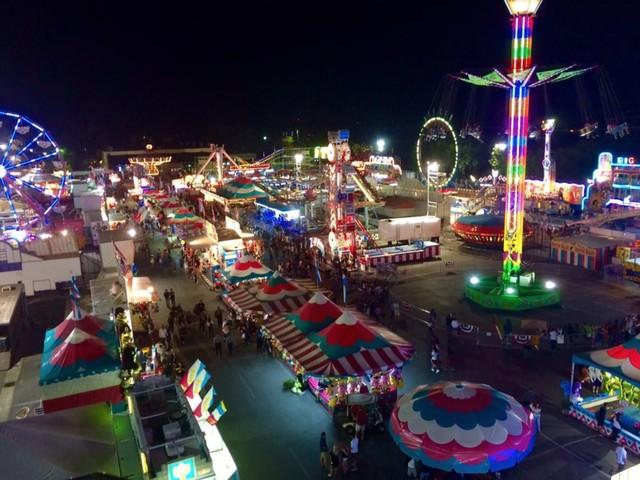 FEST: Out at the Fair Festival at Alameda County Fair (CA)