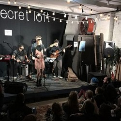 PLAY: Secret Loft Concert Series: Indie Rock (Summer)