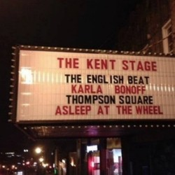 PLAY: The Kent Stage (OH) Summer