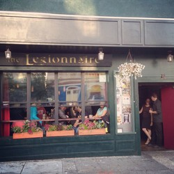 PLAY: The Legionnaire Saloon (Summer/Fall)