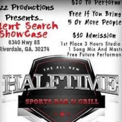 PLAY: Halftime Sports Bar and Grill (Georgia) Summer