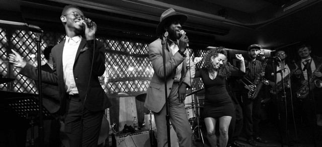 PLAY: Ginny's Supper Club (NY)
