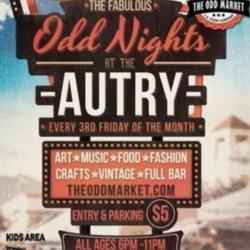 PLAY: Odd Market Presents @ 5 Locations in LA (Summer/Fall)