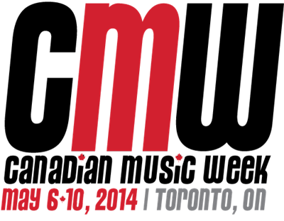 Canadian Music Week 2014