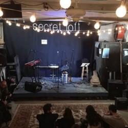 PLAY: Secret Loft Concert Series: Indie Rock (Fall)