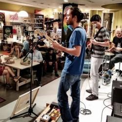 PLAY: Tea & Poets (FL)