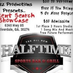 PLAY: Halftime Sports Bar and Grill (Georgia)