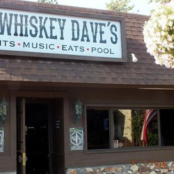 PLAY: Whiskey Dave's (CA)