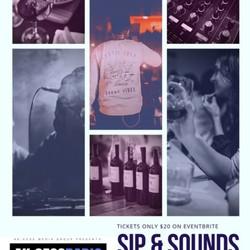 PLAY: Sip & Sounds (GA) Fall