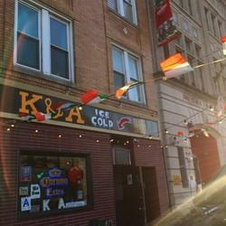 PLAY: K & A (Sunday Afternoon Jam) NY (Fall/Winter)