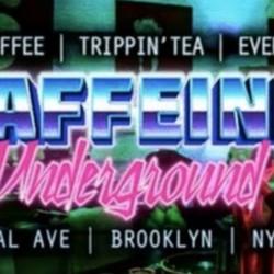 PLAY: Caffeine Underground (NYC) Fall/Winter