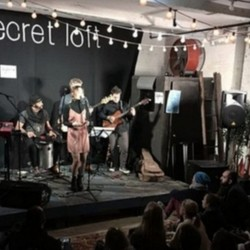 PLAY: Secret Loft NYC - Indie Pop