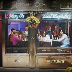 PLAY: Mary O's (NYC) Fall/Winter