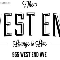 PLAY: The West End Lounge (NYC)