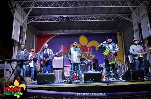 FEST: Scott Boudin Festival