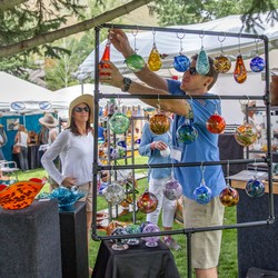 FEST: Art Fair Jackson Hole - July (WY)