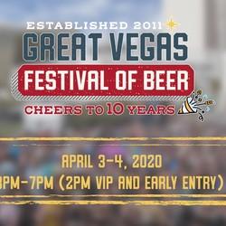 FEST: Great Vegas Festival of Beer (NV)