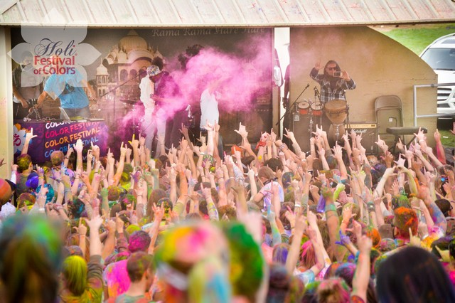FEST: Holi Festival of Colors - San Fernando Valley (CA)