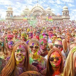 FEST: Holi Festival of Colors - LV (NV)