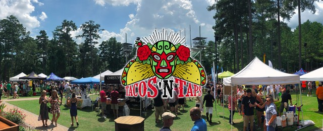 FEST: Tacos N Taps Festival – Cary