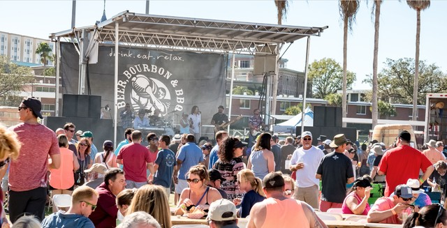 FEST: Beer, Bourbon and BBQ Festival - Richmond