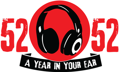 52x52 - A Year in Your Ear Recording Competition