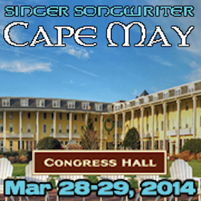 Cape May Singer-Songwriter 2014