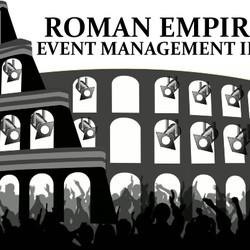 Roman Empire Event Management