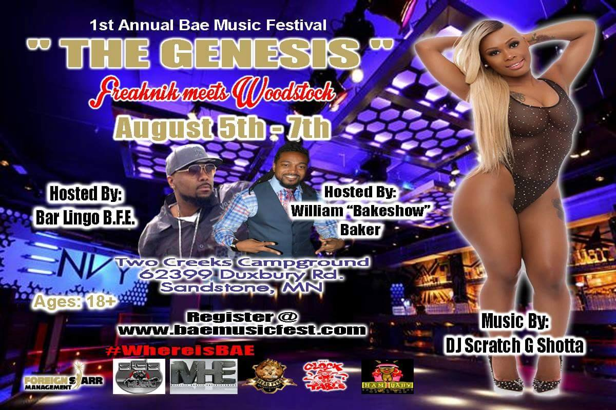 Bae Music Fest