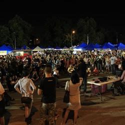 Queens International Night Market