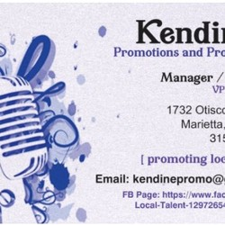Kendine - Promotions and Productions