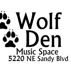 Wolf Den Music Space