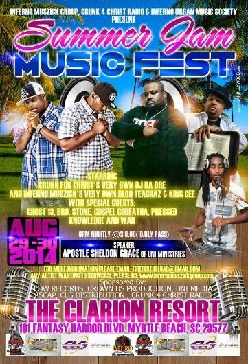 Summer Jam: Music Fest