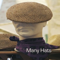 Robin Rorie and Many Hats