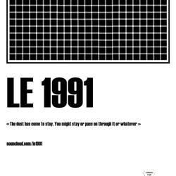 LE 1991
