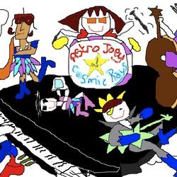 Astro Joey &The Cosmic Rays