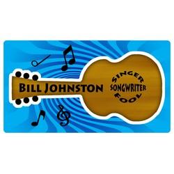 Bill Johnston - Singer. Songwriter. Fool.