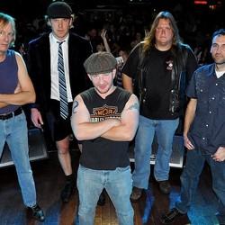 Downpour AC/DC Tribute