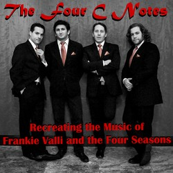 A JERSEY VOICE/The Four C Notes